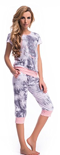 DN, Pyjama, PM.7001 Batic Grey Gr. M