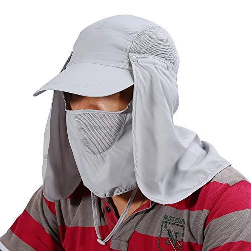 Gorra de Protección Solar Anti-UV