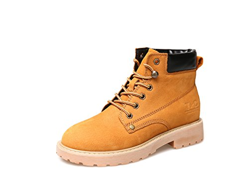 Vent britannique boots bottes bottes de rhubarbe Martin femmes version coréenne de l'hiver sauvage
