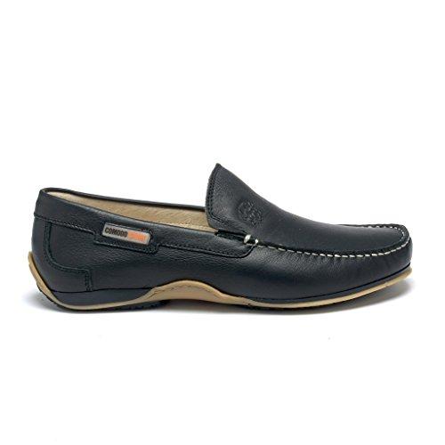 Esscelent Fashion 416 Scarpe da Barca in Pèlle Prodotto Spagnolo