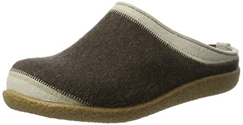 Haflinger Blizzard Flax, Chaussons Mixte Adulte