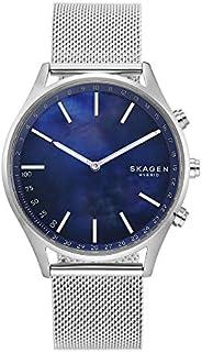 Skagen Holst Analog Blue Dial Men's Watch-SKT