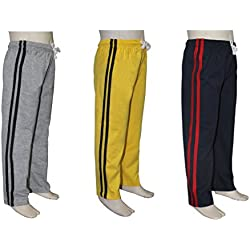 BRAND:ETEENZ Boys Track Pant Pack Of 3 (8903541773858_Multicolour_12-13 Years)