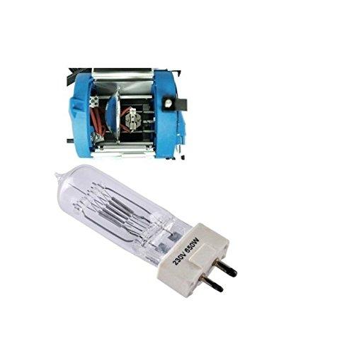 650W Lampe für Fresnel Tungsten Video Dauerlicht ALS Arri Pro Video Arri Video