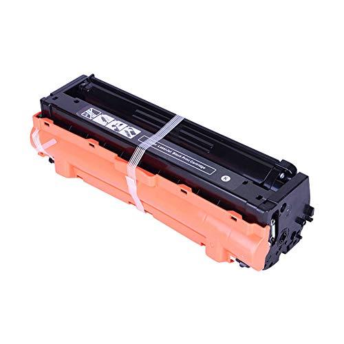 erbrauchsmaterial für Samsung CLT-506L CLP-680 680DW 680DN 6260FD 6260FW Schwarz Toner ideal geeignet vor allem für Tag-zu-Tag-Dokumente-Black ()