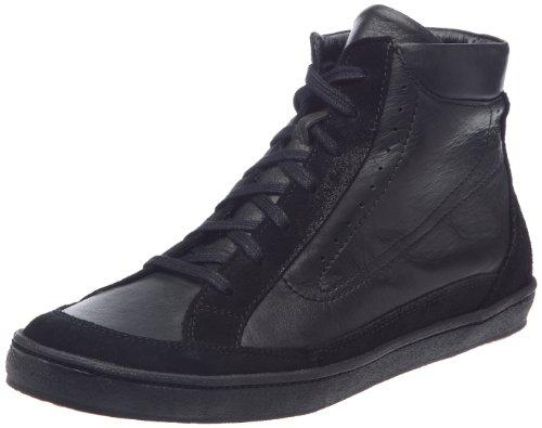 Aigle Travey Mid, Baskets mode homme Noir