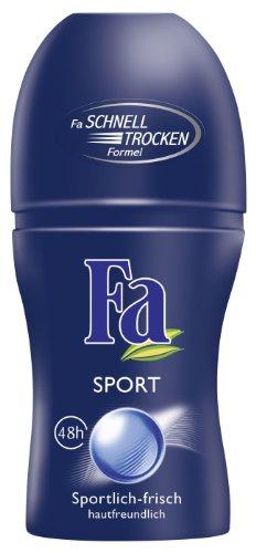 Fa Deo Roll-on Sport, 50ml