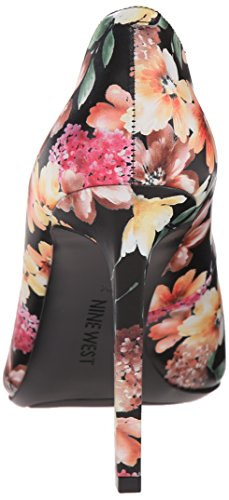 Nine West Tatiana Pompe Robe synthétique Floral