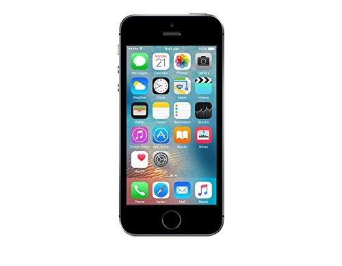 Apple iPhone SE Grigio Siderale 16GB (Ricondizionato)