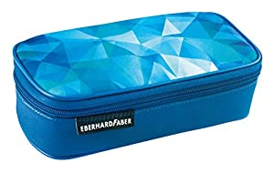 Eberhard Faber 577547Jumbo Estuche Diamante, Azul