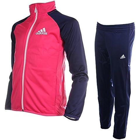 Adidas YB TS Entry OH-Tuta da fitness
