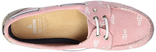 Gaastra Map Cvs W, Mocassins femme Rose - Pink (PINK 5500)