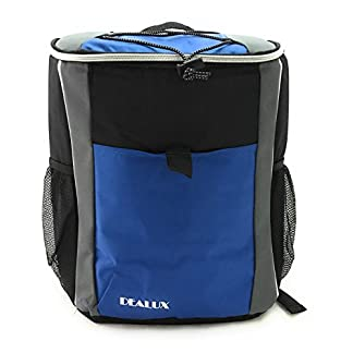 41I9mvb s L. SS324  - Mochila térmica Backpack Azul dealux 19L