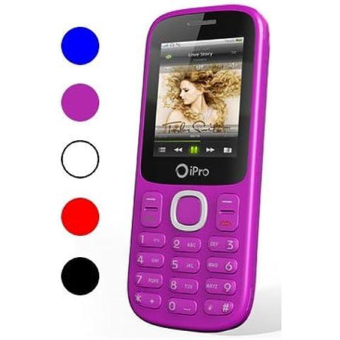 Pack de 100 iPro 3200 Venta al por Mayor Teléfono Libre Dual Sim 2