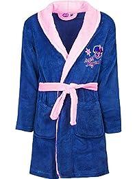 c351e836254f Peignoir polaire My Little Pony 8 ans robe de chambre bleu Disney