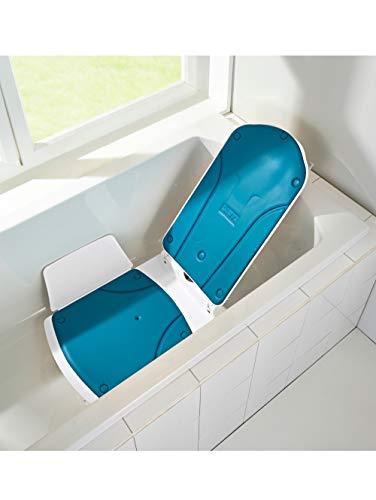 Dietz Badewannenlifter KANJO Eco Bezugs-Set Farbe weiss BADEWANNENLIFT AKKULIFT WANNENLIFT