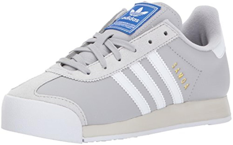 adidas originaux des | chaussures pour femmes | des samoa baskets, Gris  deux / Blanc  / talc (7 m) 730d9f