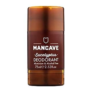 Mancave Eucalyptus Deodorant 75ml (B00GNH30OM) | Amazon Products