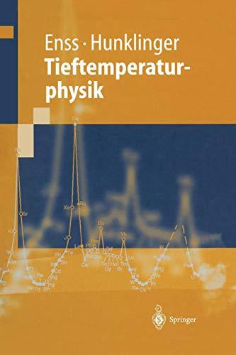 Tieftemperaturphysik (German Edition)