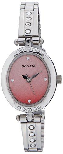 Sonata 8118SM01 Sona Sitara Women's Watch image.