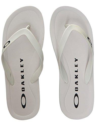 Sandali uomo Oakley Frog Skin sandali Bianco