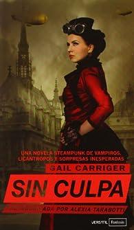 Sin Culpa par Gail Carriger