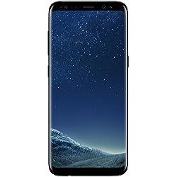 Samsung Galaxy S8 (Midnight Black, 64 GB) (4 GB RAM)