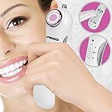 Anti-falten Massagegerät - Faltenbügeleisen für Gesichtshaut mit galvanischen Anionen-Impulsstrom - Anti-aging, Lifting, Gesichtsmassagegerät, Schönheit Gerät, Vibrations-Massagegerät
