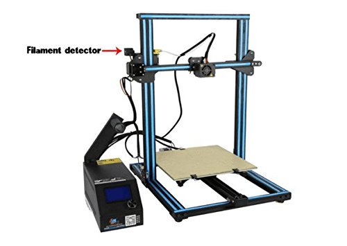 Creality 3D CR-10S 3D Printer (3S Touchscreen) - 3