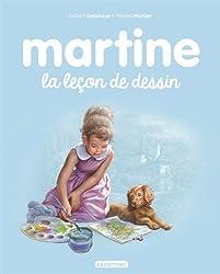 Martine, Tome 49 : La leçon de dessin