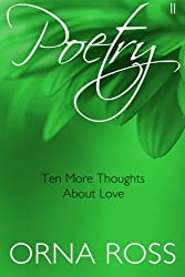 Poetry: Vol II: Volume 2 (Ten Thoughts About Love)