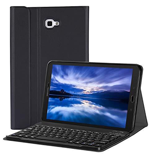 custodia tastiera tablet 10.1 Wineecy Tastiera Custodia Galaxy Tab A 10.1 2016 (QWERTY)