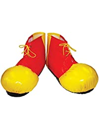 Clown Shoe Covers. Adult