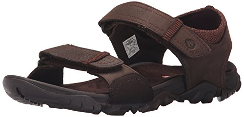 merrell-telluride-strap-mens-lace-up-sandals-hiking-brown-clay-9-uk