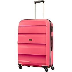 American Tourister Bon Air - Spinner L Equipaje de mano, 75 cm, 91 liters, Rosa (Fresh Pink)