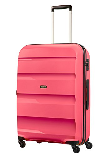 AMERICAN TOURISTER Bon Air - Spinner L Bagage cabine, 75 cm, 91 liters, Rose (Fresh Pink)