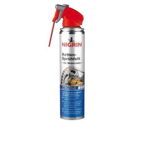 Preisvergleich Produktbild NIGRIN 73888 NIGRIN Kettensprühfett vollsynthetisch, 400 ml