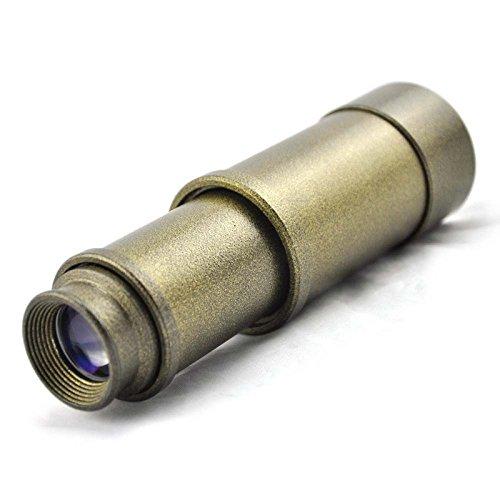 KHSKX Telescopico metallo singolo birding binocolo 8X40HD lente azoto alta HD riempito binocolo impermeabile