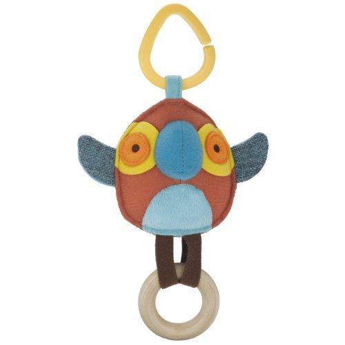 Skip Hop 307416 Giraffe Safari Stroller Toy, Parrot