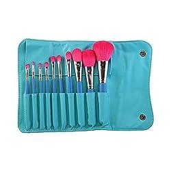 Morphe 10 Piece Vegan Makeup Brush Set (Set 680)