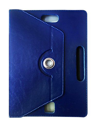 Fastway 360 Degree Rotating Tablet Book Cover For Milagrow PiPo TabTop M8 PRO (3G+16GB)-Blue  available at amazon for Rs.439