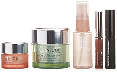 Clinique Exclusive Travel Refreshers - 5 Piece