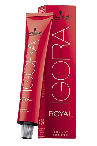 Schwarzkopf IGORA ROYAL Permanent Color Creme (8-00 Light Blonde Natural Extra) by Schwarzkopf - Extra Light Natural Blonde