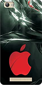 Joe Designer Printed Back Cover For Lava A97 Mobile (Multicolor)