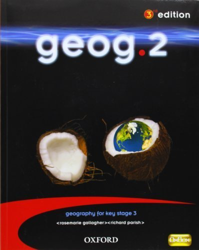 Geog.2: Students' Book by RoseMarie Gallagher (2008-09-18)