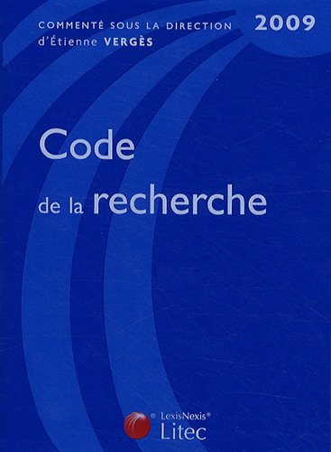 Code de la recherche