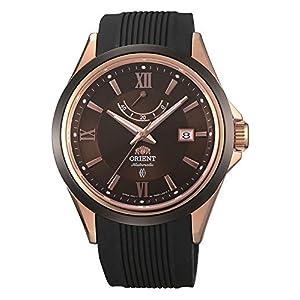 Orient Reloj Analógico para Hombre de Automático con Correa en Caucho