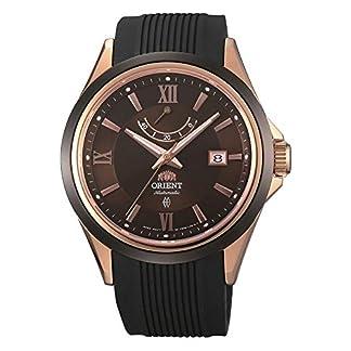 Orient Reloj Analógico para Hombre de Automático con Correa en Caucho FAF03003T0