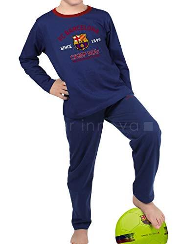 Mercaroupa - Pijama FC Barcelona NIÑO niños Color:
