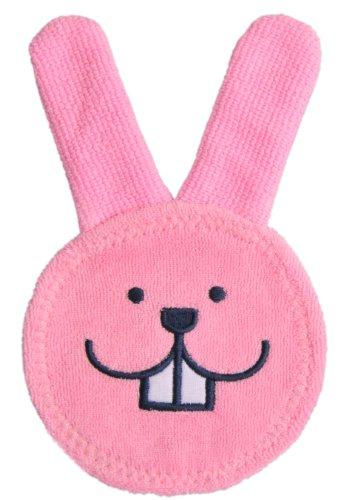 MAM 66922422 - Oral Care Rabbit, Mundpflege-Häschen, rosa